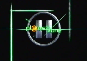 Pl@net Zone Logo, 2000