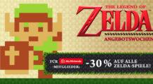 Zelda-Angebotswoche
