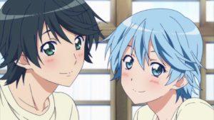 In Der Aktuellen Winter Season Lauft Die Anime Adaption Von Kouji Seos Manga Reihe Fuuka Im Japanischen Fernsehen Letzte Woche Genau Genommen Am 10