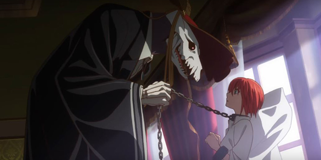 Die Braut Des Magiers Anime