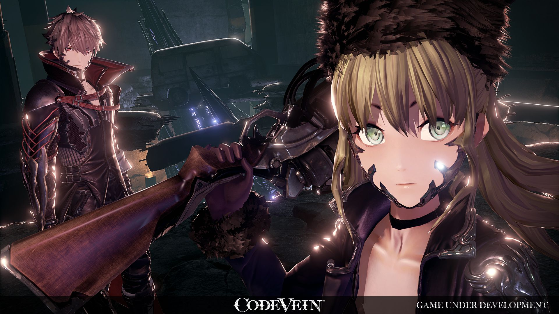 Bandai Namco Enthullt Das Action Rollenspiel Code Vein Anime2You