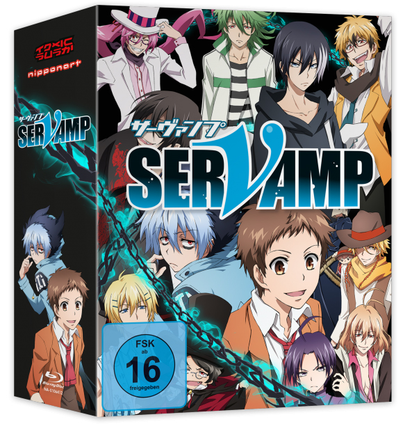 servamp staffel 2