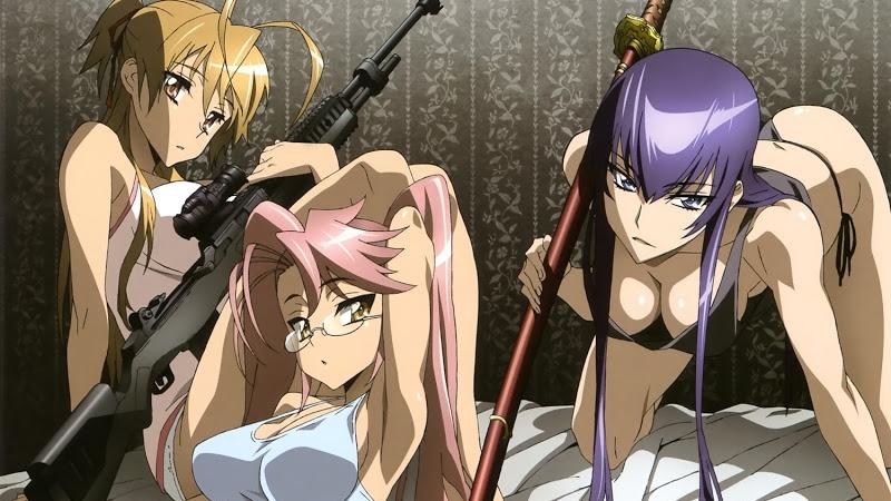 Frauen nackte anime Nackte Frauen
