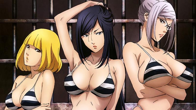 Frauen anime nackt
