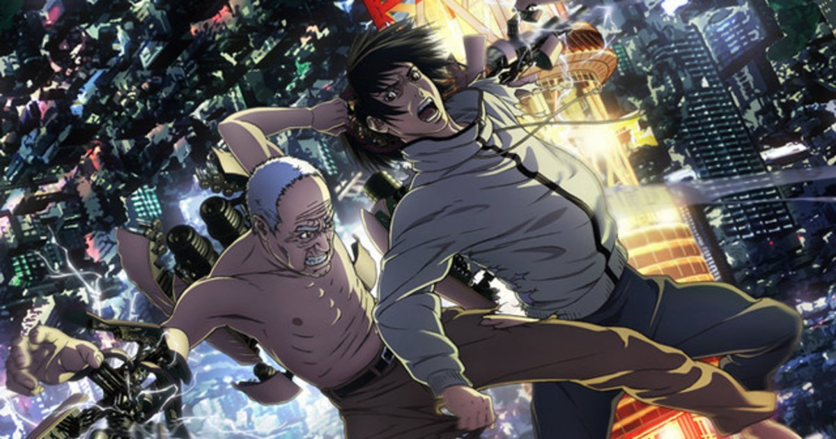 Zweites Promo Video Zum Inuyashiki Anime Enthullt Ending Anime2You