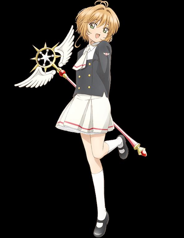 Starttermin Des Neuen Cardcaptor Sakura Animes Anime2you