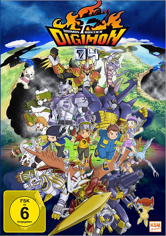 Serien Stream Digimon Frontier