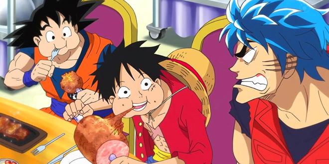 One Piece Crossover Special Erscheint In Deutschland Update Anime2You