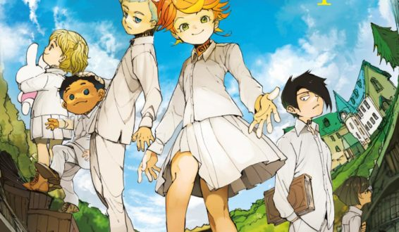 The Promised Neverland – Band 1