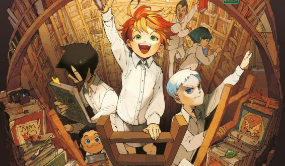 The Promised Neverland – Band 2