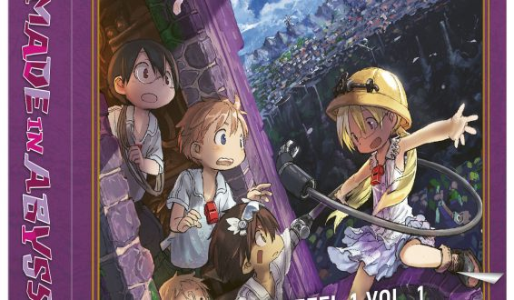 Made in Abyss – Volume 1