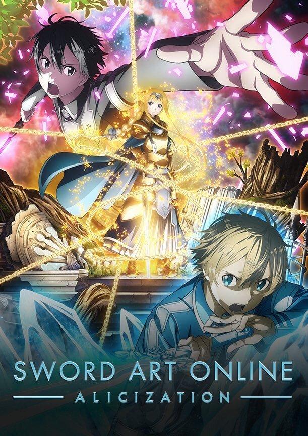 »Sword Art Online...