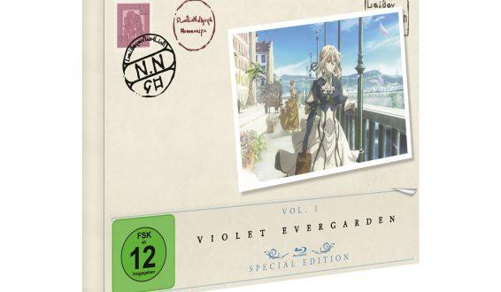 Violet Evergarden – Volume 1
