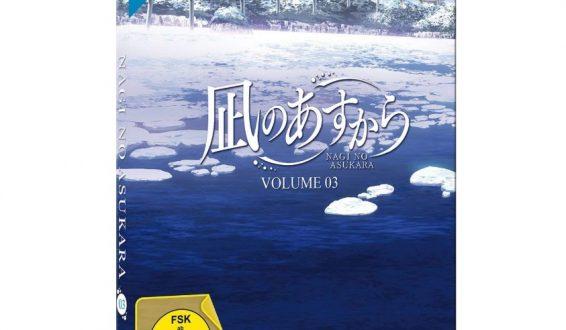 Nagi no Asukara – Volume 3