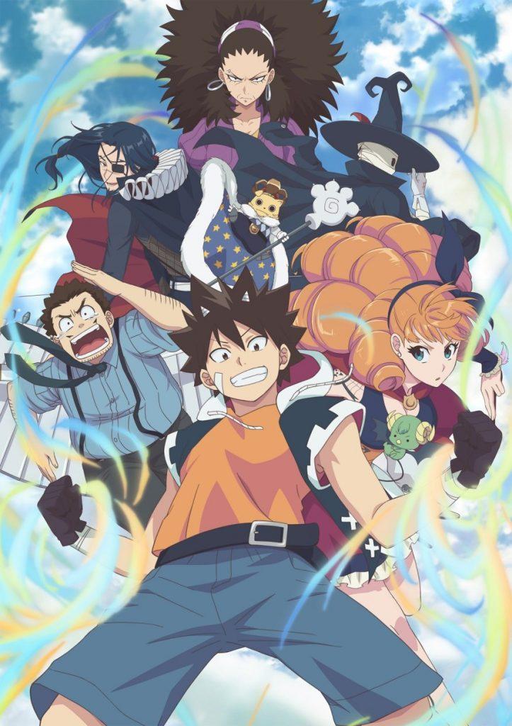 Starttermin Des Radiant Animes Steht Fest Anime2You