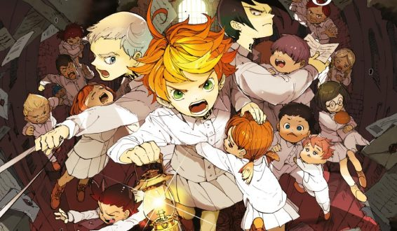 The Promised Neverland – Band 3