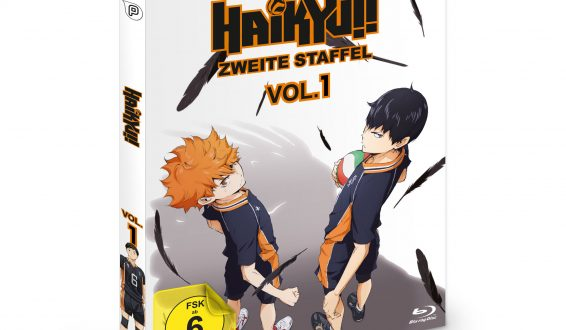 Haikyu!! Zweite Staffel – Volume 1