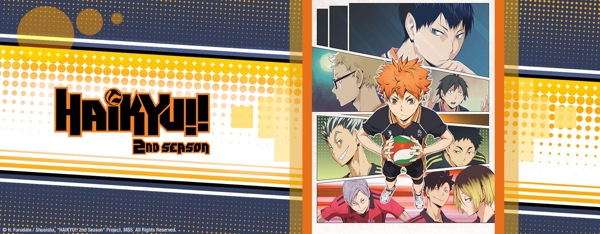Haikyu-Zweite-Staffel-Banner