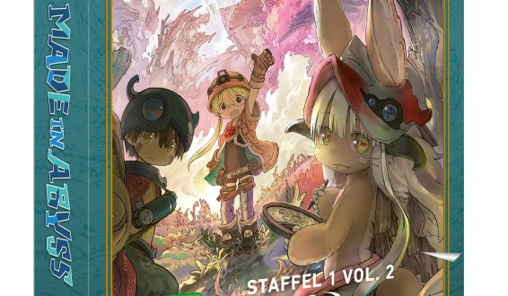 Made in Abyss – Volume 2