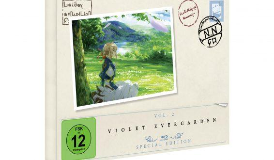 Violet Evergarden – Volume 2