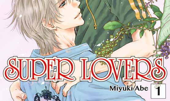 Super Lovers – Band 1