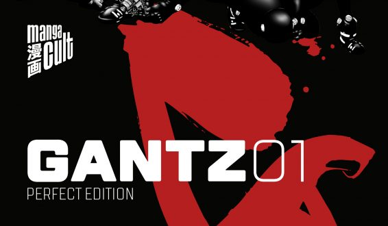 Gantz: Perfect Edition - Band 01
