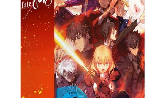 peppermint classics - Fate/Zero
