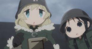 Ende November Beginnt Universum Anime Mit Dem Deutschen Release Der Serie Girls Last Tour Auf DVD Und Blu Ray Passend Dazu Hat Publisher Heute Die