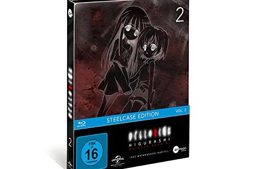 Higurashi – Volume 2 | Blu-ray