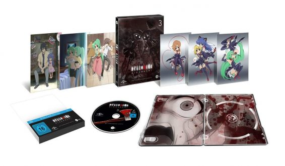 Higurashi – Volume 3 | Blu-ray