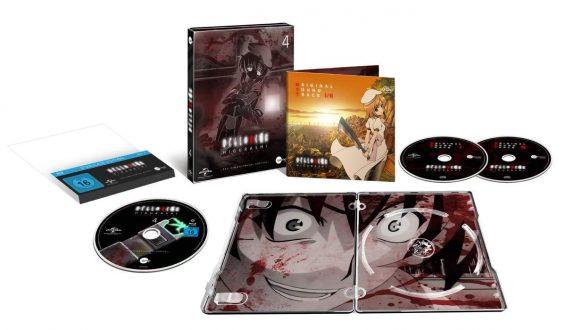 Higurashi – Volume 4 | Blu-ray