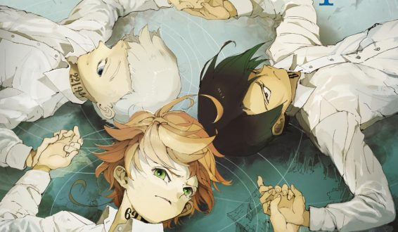 The Promised Neverland – Band 4
