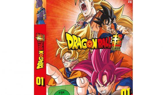Dragonball Super - 1. Arc: Kampf der Götter