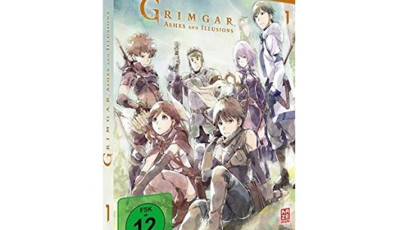 Grimgar, Ashes and Illusions - Volume 1