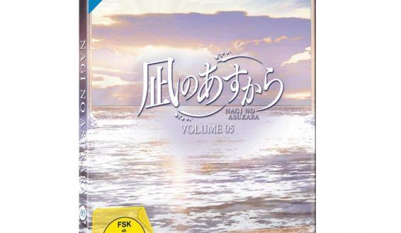 Nagi no Asukara – Volume 5