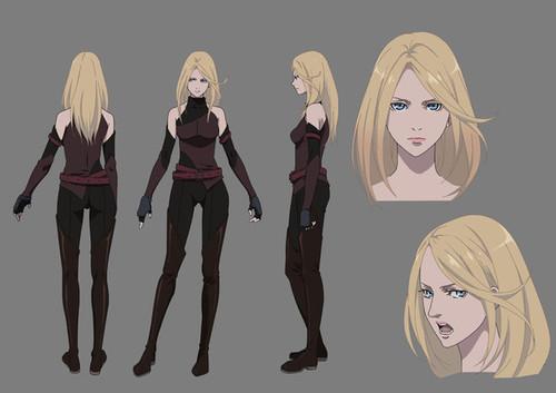 Besetzte Charaktere Veronicathorn