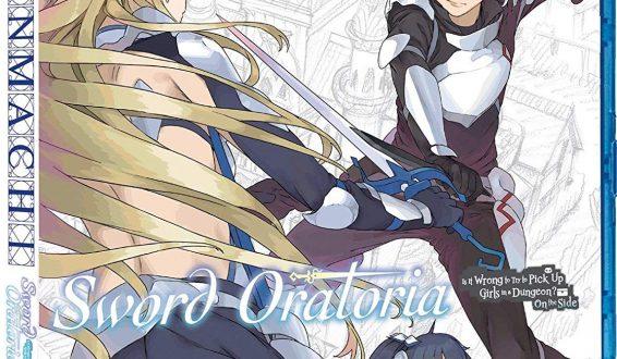 DanMachi: Sword Oratoria – Volume 3