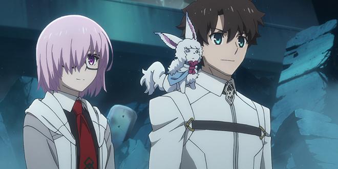 Neues Visual zu »Fate/Grand Order: Babylonia« | Anime2You
