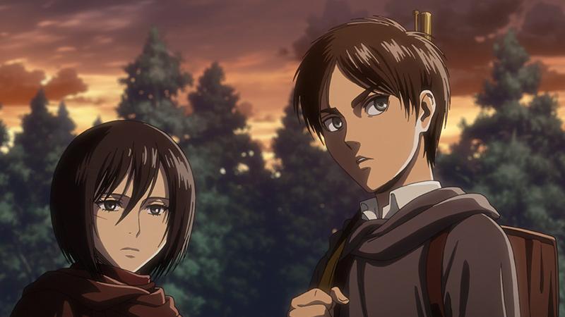 Lange Anime Serien