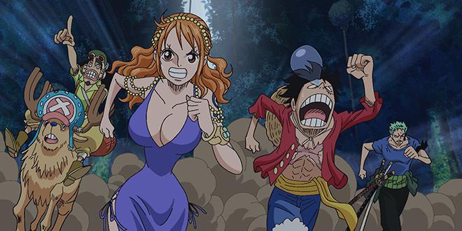 Neue One Piece Folgen 2019