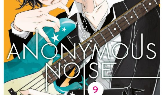 Anonymous Noise – Band 9