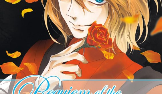 Requiem of the Rose King – Band 5