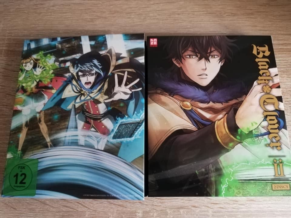 Black Clover - Volume 2 | Blu-ray | Anime2You