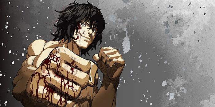Kengan Ashura Zweite Hälfte Ab Sofort Bei Netflix Anime2you