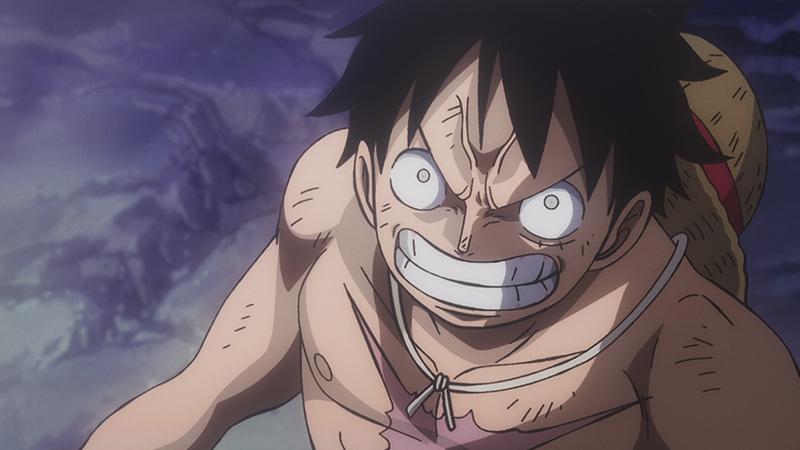 One Piece Folge 450