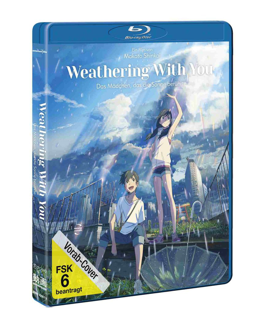 Weathering With You Deutsche Kinos