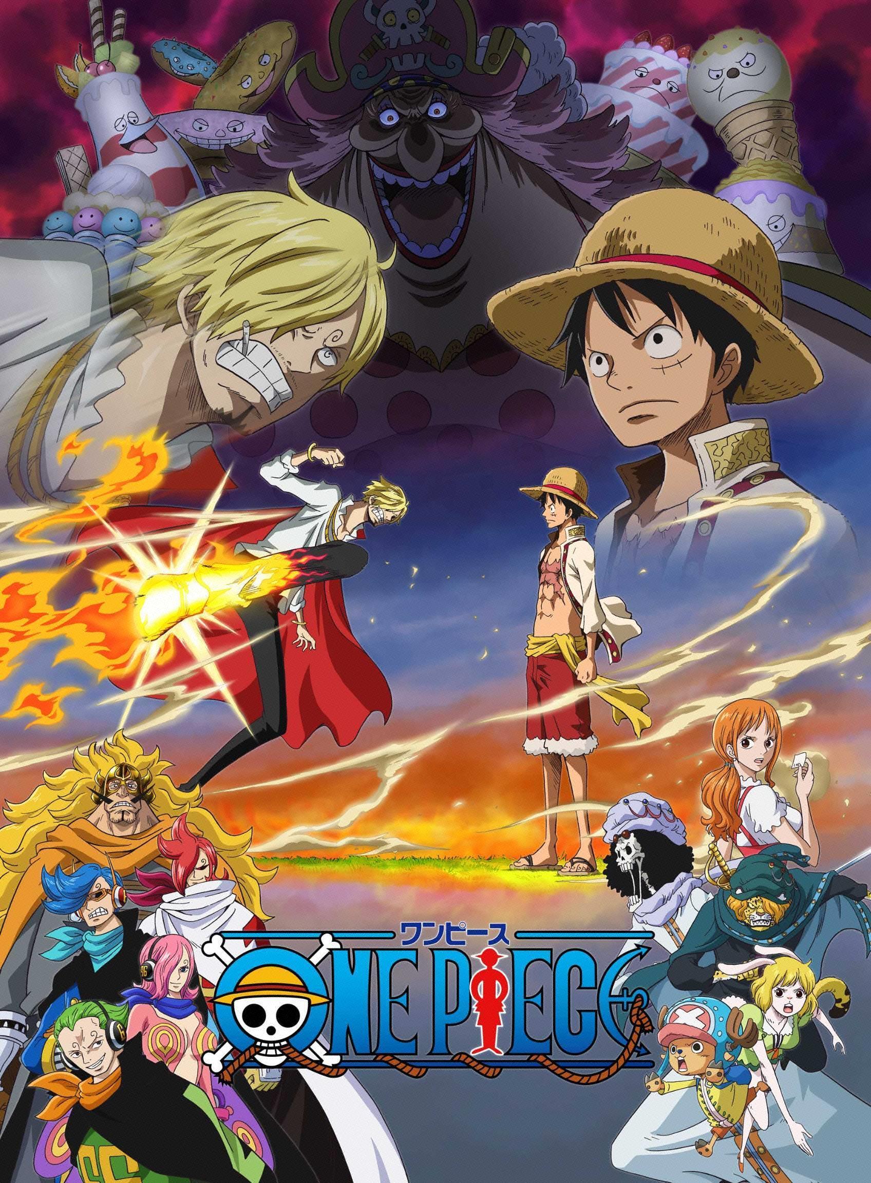 Neue One Piece Folgen 2021