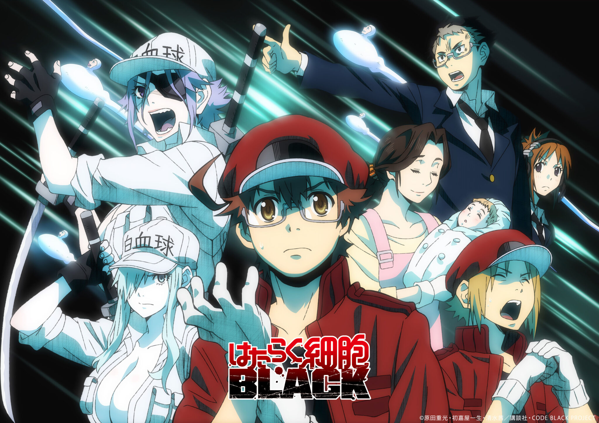 über Einstündiges Anime-Special